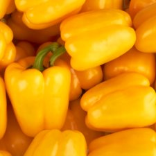 Tesco Yellow Peppers Each