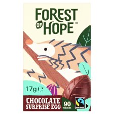 Forest Of Hope Chocolate Surprise Egg 17G