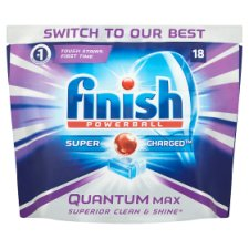 Finish Quantum Original 18 Dishwasher Tablets