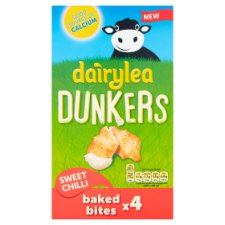 Dairylea Dunkers Sweet Chilli 4 X 45G