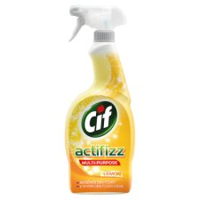 284861231: Cif Actifizz Lemon Multi Purpose Spray 700Ml