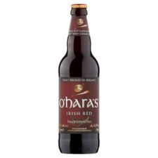 O'haras Traditional Irish Red Ale Bottle 500Ml