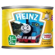 Heinz Thomas And Friends Pasta Shapes 205G