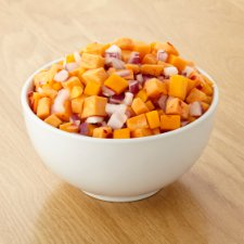 Tesco Butternut Squash And Sweet Potato Soup Mix 600G
