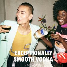 Absolut Swedish Vodka 1L