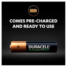 Duracell Recharge Ultra Aa 4 Pack