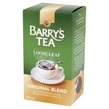 Barry Tea Orgnl Blend Loose Leaf Tea 250G