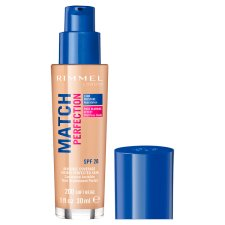 Rimmel Match And Perfect Foundation Soft Beige 30Ml