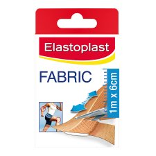Elastoplast Fabric Dressing Strip 6Cmx10cm