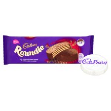Cadbury Roundie Dark Chocolate 150G