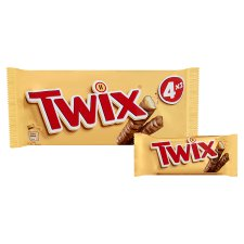 Twix Chocolate Multipack 4 X40g