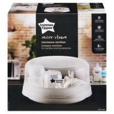 Tommee Tippee Closer To Nature Microwave Steam Steriliser