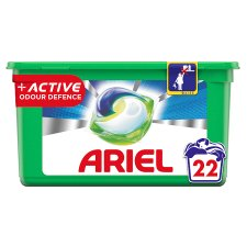 Ariel All In One Wash Pods And Odour Defence 552.2G