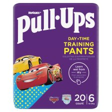 Huggies Pull Ups Blue Training Pants 2-4 Years Day 20 Pack