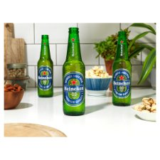 Heineken 0.0 Alcohol Free Beer 4X330ml