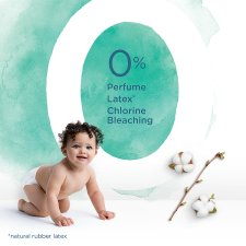 Pampers Pure Protection S1 35 Nappies