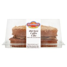 Staffords Bakery Old Style Coffee Cake 800G