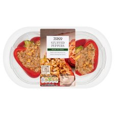 Tesco Stuffed Pepper And Moraccan Cous Cous 250G