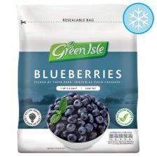 Green Isle Blueberries 300G