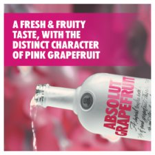 Absolut Grapefruit 70Cl