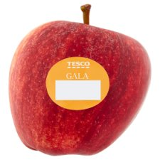 Tesco Gala Apple Each