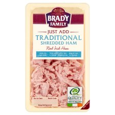 Brady Family Just Add Traditional Shred Ham 110G 8'S
