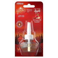 Glade Air Freshener Electric Scented Refill Spiced Apple 20Ml