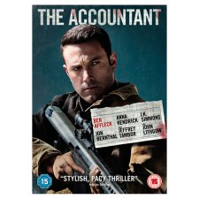 296055960: The Accountant Dvd