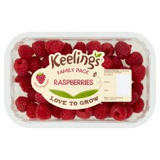 Keelings Raspberry 200G