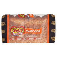 Pat The Baker Multi Seed With Chia 700G