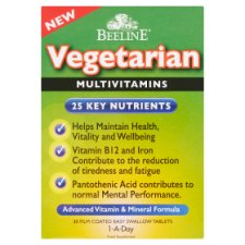 Vegetarian Multivitamin Tablets
