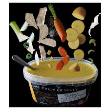 Cully And Sully Chicken & Vegetable Soup 400G
