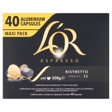 L'or Ristretto Pod 40 Pack