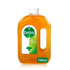 Dettol Antiseptic Disinfectant Liquid 750 Ml