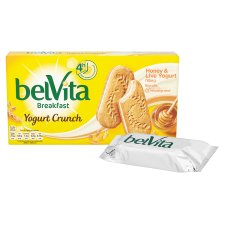 Belvita Honey Yogurt Crunch 253G