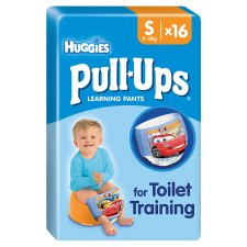 Huggies Pull Ups Size 4 Boy Carry Pack 16