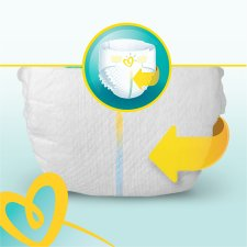 Pampers Premium Protection Size 4 Jumbo Pack 54 Nappies