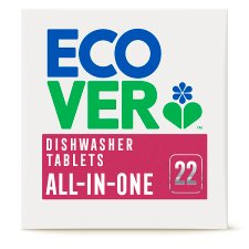 Ecover Dishwasher Tablets All In One 22S 440G