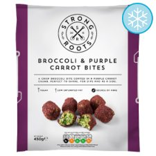 Strong Roots Broccoli Bites 450G