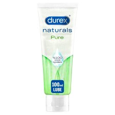 Durex Natural Pleasure Gel 100Ml