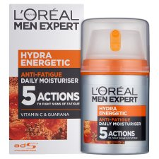 L'or Men Expert Hydrating Energetic Moisturiser 50Ml