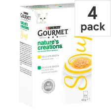 Gourmet Soup With Chicken And Vegetable 4X40g
