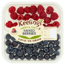 Keelings Mixed Berry Twin Pack 200G