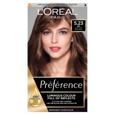 Loreal Infinia Pref Chocolate Rose Gold Hairdye