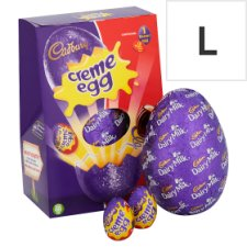 Cadbury Creme Egg Chocolate Egg 258G