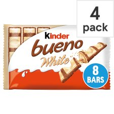 Kinder Bueno White Chocolate Multipack 4 X39g