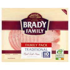 Brady Family Family Pack Traditional 140G