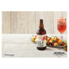 Old Mout Pomegranate And Strawberry Cider 500Ml Bottle