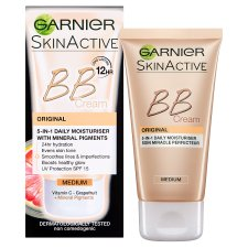 Garnier Bb Cream Original Medium Tinted Moisturiser 50Ml