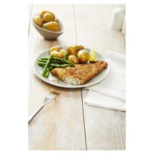 Tesco Lightly Dusted Cod Fillets 255G